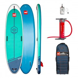 SUP Red Paddle Ride 10'8''...