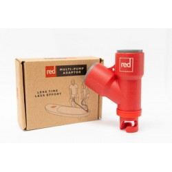 MULTI PUMP ADAPTER RED PADDLE